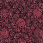 Bordeaux Lace